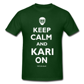 Keep Calm and Kari On