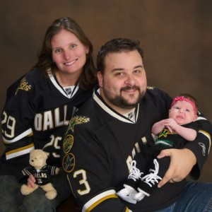 Leask Family Portrait, August 2012