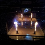 Opening Night at American Airlines Center